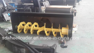 Blade Grapple Broom Breaker Auger Trencher Cutter Loader pictures & photos