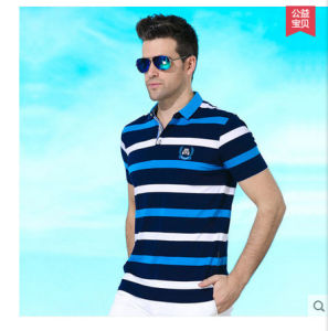 New Design Summer Men Work Polo T Shirt From Factory pictures & photos