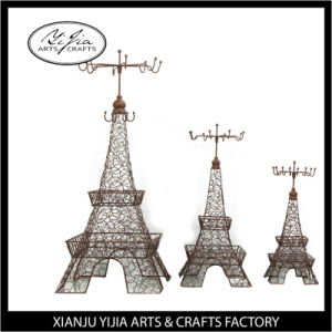 Eiffel Tower Stand for Jewelry Display Decoration Gifts pictures & photos