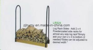 Adjustable Metal Firewood Log Rack pictures & photos