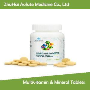 2015 Hot Sale Multivitamin & Mineral Tablets pictures & photos