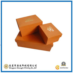 Watch Rigid Paper Packaging Box (GJ-Box360) pictures & photos
