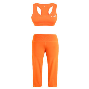 High Quality Dry Fit Sport Wear Set Yoga Wear pictures & photos