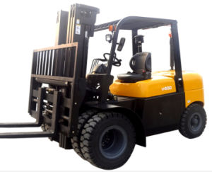 5 Tons Hydraulic Diesel Forklift pictures & photos