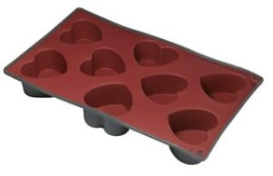 Two Color Silicone Cake Pan & Cake Mould &Bakeware FDA/LFGB (SY1901) pictures & photos