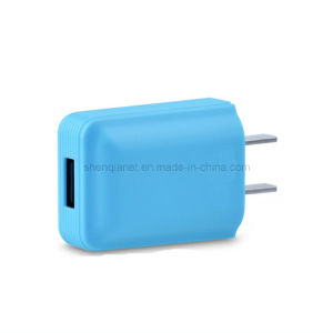 USB Travel Mobile Phone Charger 5V 1A