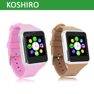 Smart Bluetooth SIM Watch Mobile Phone pictures & photos