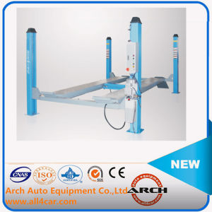 Hydraulic Four Post Lift Car Lifter Garage Equipment Hoist pictures & photos