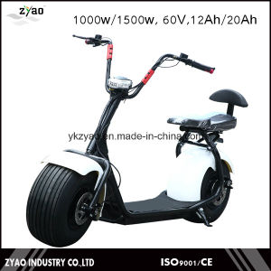 2016 Hot Selling 1000W City Coco Electric Scooter with Ce/RoHS/FCC Certificate pictures & photos