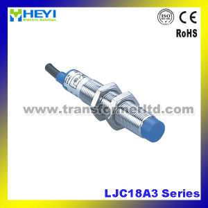Hot Sale (LJC18A3 series) Waterproof Capactive Proximity Sensor with IP67 pictures & photos