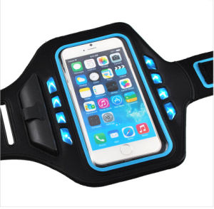 Newest Style LED Sport Armband pictures & photos