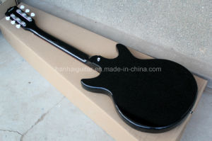 Hanhai Music / Lp Style Electric Guitar with White Tuners pictures & photos