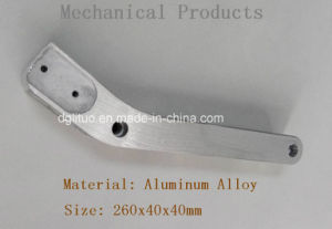 Mechanical Die Casting Parts-Upper Arm of High Press Machine pictures & photos