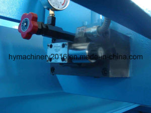 QC12Y-20X4000 Heavy Duty Swing Beam Shearing Machine pictures & photos