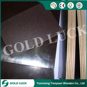 Indonesia Standard Construction Concrete Film Faced Plywood pictures & photos