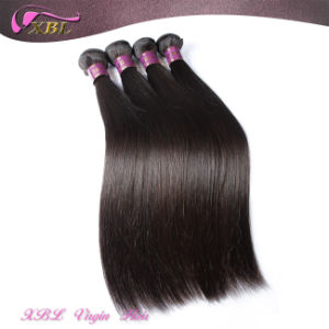 8A Silky Straight Virgin Brazilian Human Hair Extension in Dubai pictures & photos