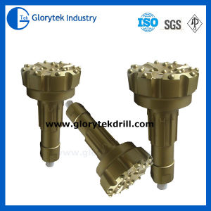High Air Pressure DTH Drilling Rigs Spare Parts- DTH Bit pictures & photos