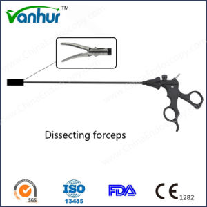 5mm Laparoscopic Dissecting Forceps pictures & photos