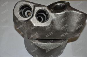 Fishtail Dirt Auger Pilot Bit for Soilmec Drilling