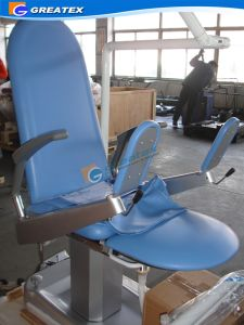 Adjustable Obstetric Equipment Multifunction Electric Gynecology Chair pictures & photos