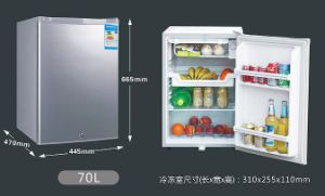 12V DC Mini Solar Energy Powered Refrigerator Freezer Fridge pictures & photos