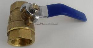Hot Sale 600wog Brass Ball Valve pictures & photos