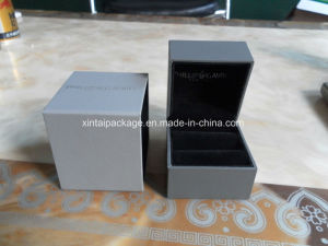 Grey High-Trade Wholesale Lettherette Jewelry Box