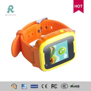 GPS Tracker Watch for Kids Tracking Protect Child Safety R13s pictures & photos