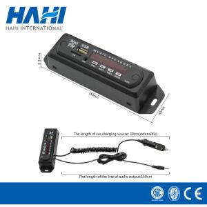 MP3 Car Audio Decoder Cigar Lighter Power Head pictures & photos