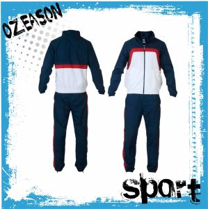 Top Design Wholesale Custom Made Your Own Sport Tracksuit pictures & photos
