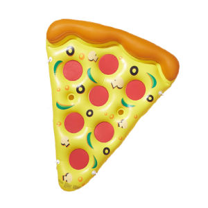 PVC Inflatable Giant Pizza Airmattress Float pictures & photos