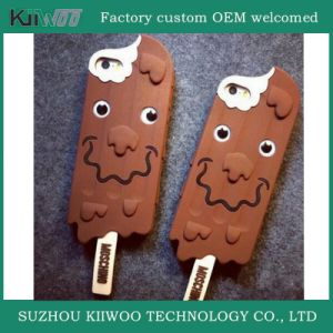 Factory Customized Various Kinds Silicone Rubber Phone Case pictures & photos