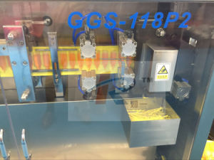 Ggs-118 P2 50ml Hair Color Cream Bottle Automatic Filling Sealing Machine pictures & photos