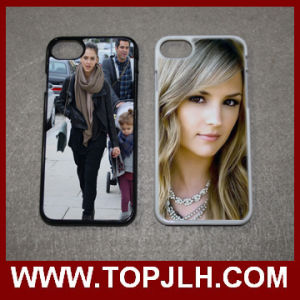 Sublimation Customized Plastic Mobile Phone Case for iPhone 7 Case pictures & photos