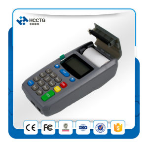 Android Cheap Handheld Mobile POS System Terminal Machine with Printer M100 pictures & photos