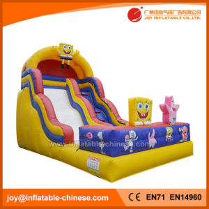 Cartoon Character Inflatable Fun Fair Slide (T4-231) pictures & photos