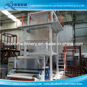 100% Recycle Film PE Film Blowing Machine pictures & photos