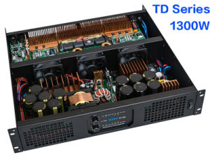 Td Series Professional SMPS Power Amplifier 1300W (TD-1300I) pictures & photos