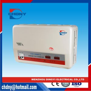 10kw Voltage Stabilizer Tsd-10kVA Tsd Mounted Fully Automatic AC Voltage Regulator pictures & photos