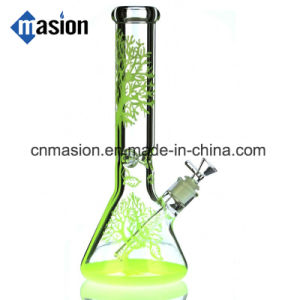 Tree Breaker Pipe Glass Smoking Water Pipe (ZY004) pictures & photos
