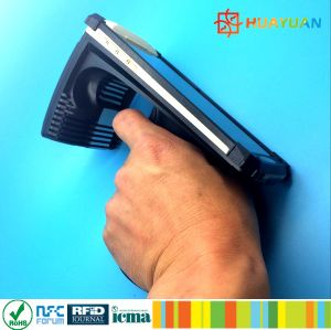 long range 860 - 960 MHz Android 6.0 Handheld UHF Reader pictures & photos