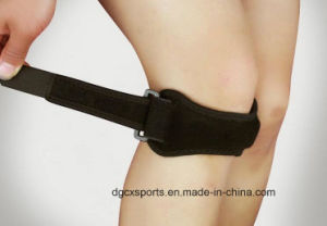 Elastic Neoprene Knee Patellar Bandage Support pictures & photos