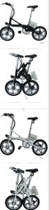 Bike Lithium Battery Aluminum Alloy Electric Bicycle pictures & photos