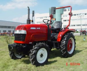 4WD 24HP Farm Tractor Jm244e with E-MARK pictures & photos