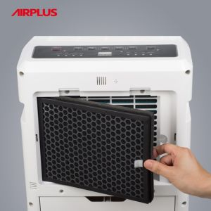 5.3L/Day Electronic Dehumidifier 290W with Panasonic Compressor pictures & photos