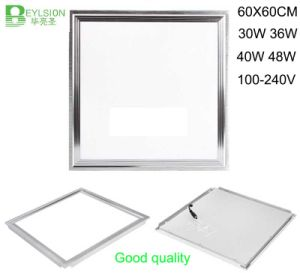 40W 600X600mm LED Panel Light pictures & photos