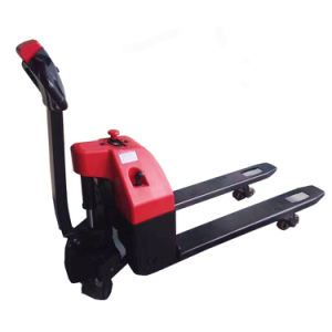 Semi Electric Pallet Jack Pallet Truck (EPT20-15EHJ) pictures & photos