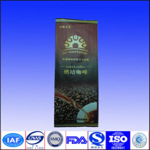 Coffee Packaging Bags with Tin Tie and Valve pictures & photos