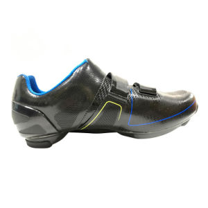 Men Road Cycling Race Shoe Lightweight Bicycle Road Bike Shoes Carbon Fiber Cycling Shoes pictures & photos