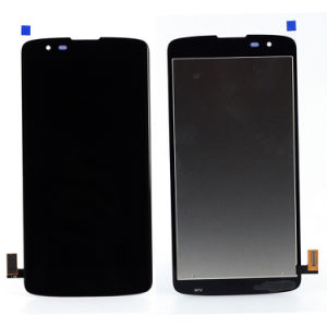 New Black LCD Display Touch Screen Digitizer Assembly for LG K8 K350n K350e K350ds pictures & photos